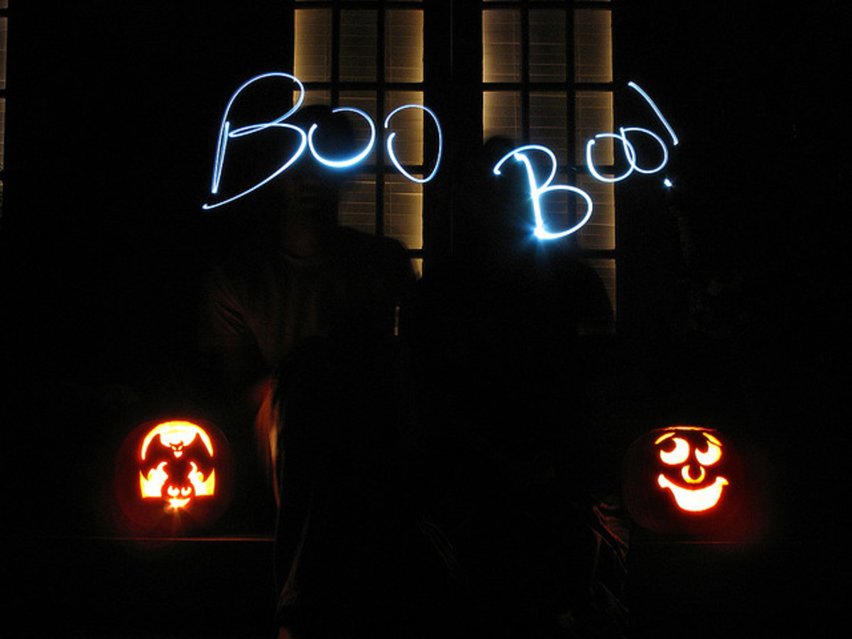 Samhainophobia: The Fear of Halloween   HubPages