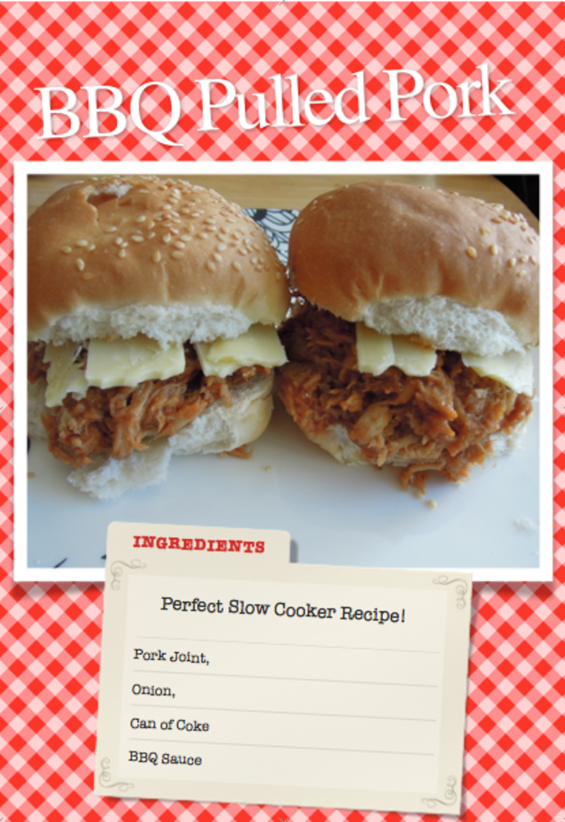 Easy Slow Cooker BBQ Pulled Pork Recipe