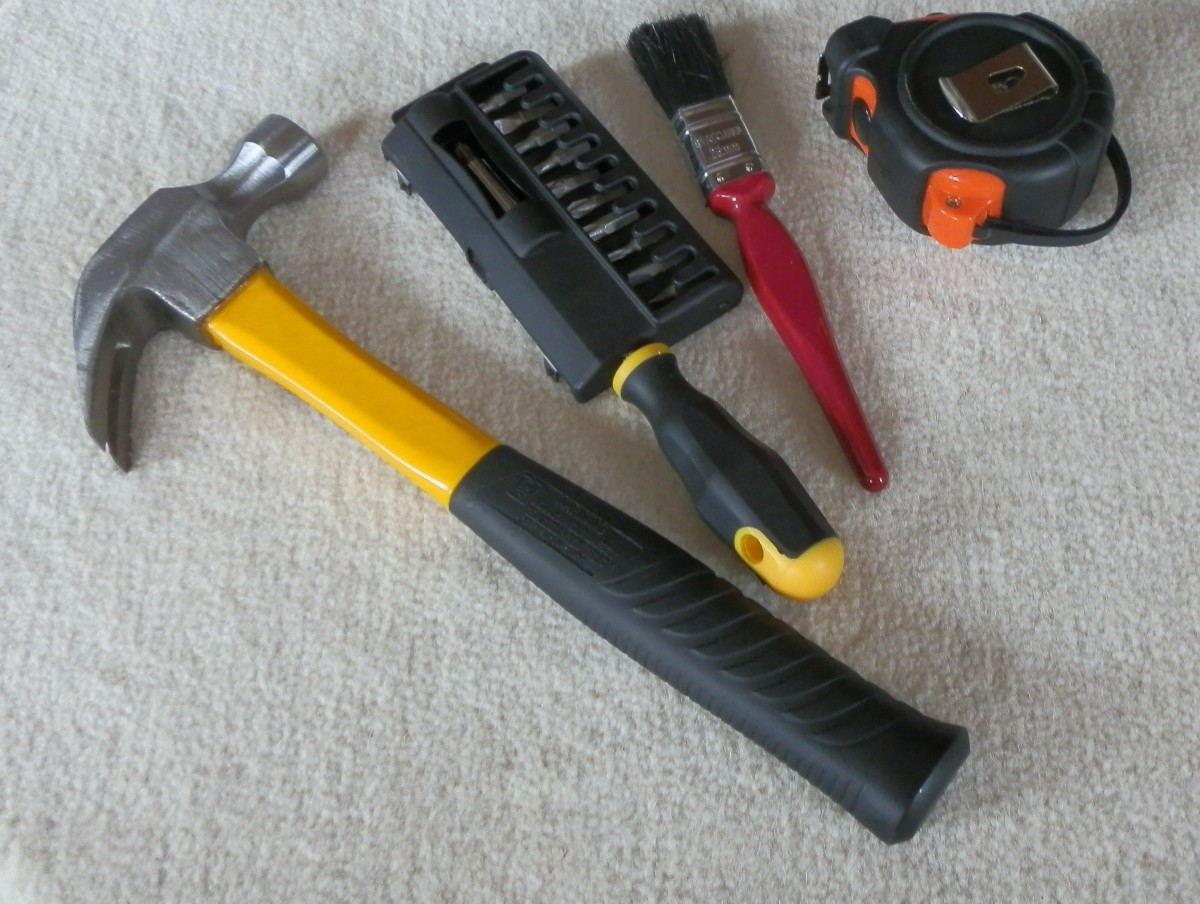 Use these tools to get the job done