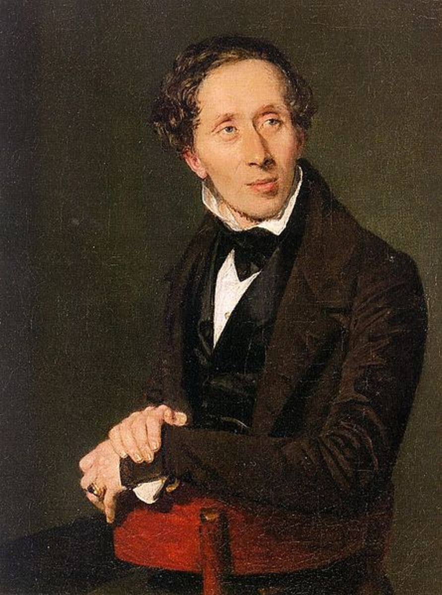 Hans Christian Andersen and his fairy tales