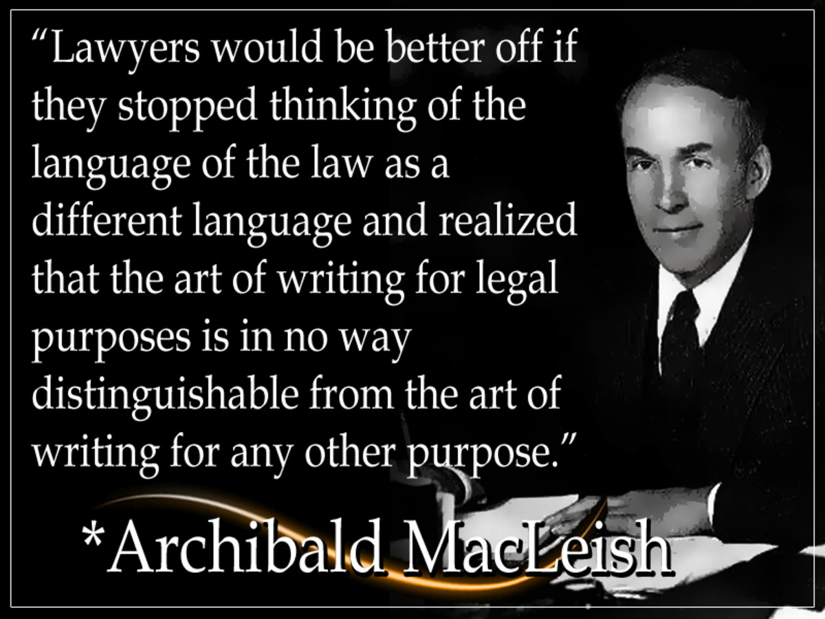 Archibald MacLeish (May 1892 - April 1982) was an American author, writer, and the Librarian of Congress. He is affiliated with the Modernist philosophy of poetry. He was awarded three Pulitzer Prizes for his work.