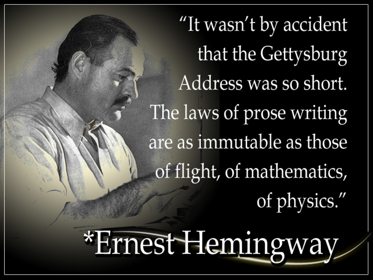 Ernest Hemingway was an American author and writer. His minimized writing style had a substantial impact on 20th-century fiction. He authored 7 novels, 6 short story anthologies, and 2 non-fiction works. He won the Nobel Prize in Literature in 1954.
