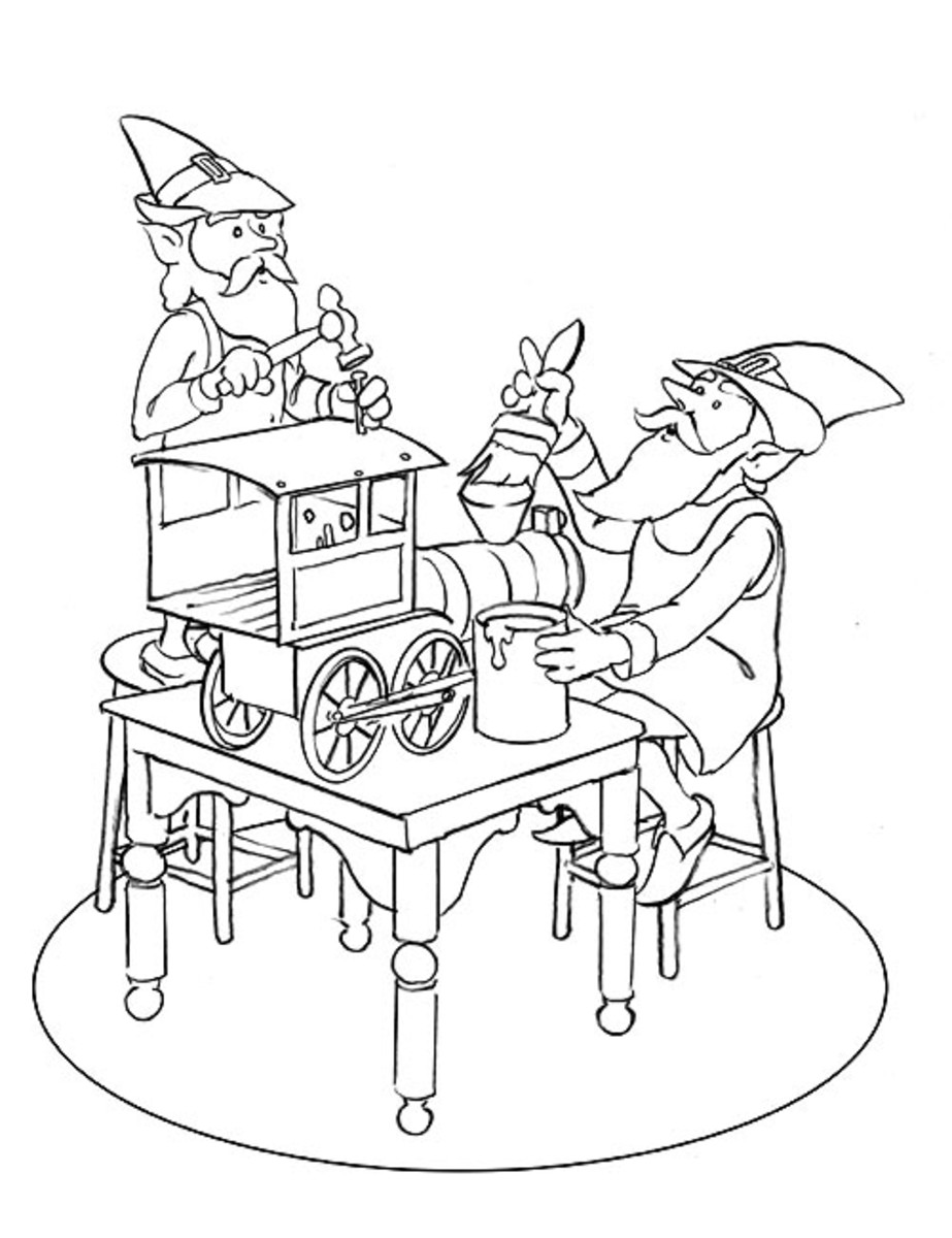 Search results for detailed santas reindeer coloring for Detailed christmas coloring pages