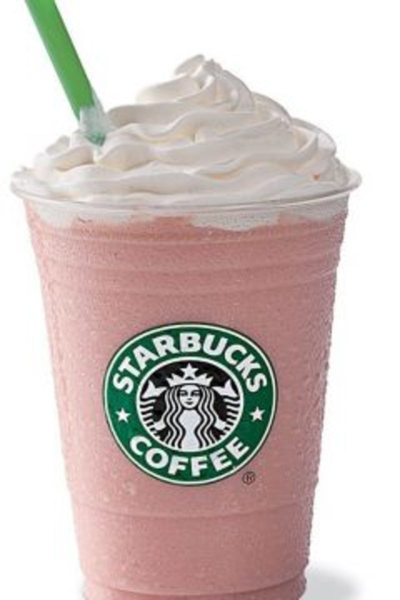 Unique Starbucks Drink Recipes