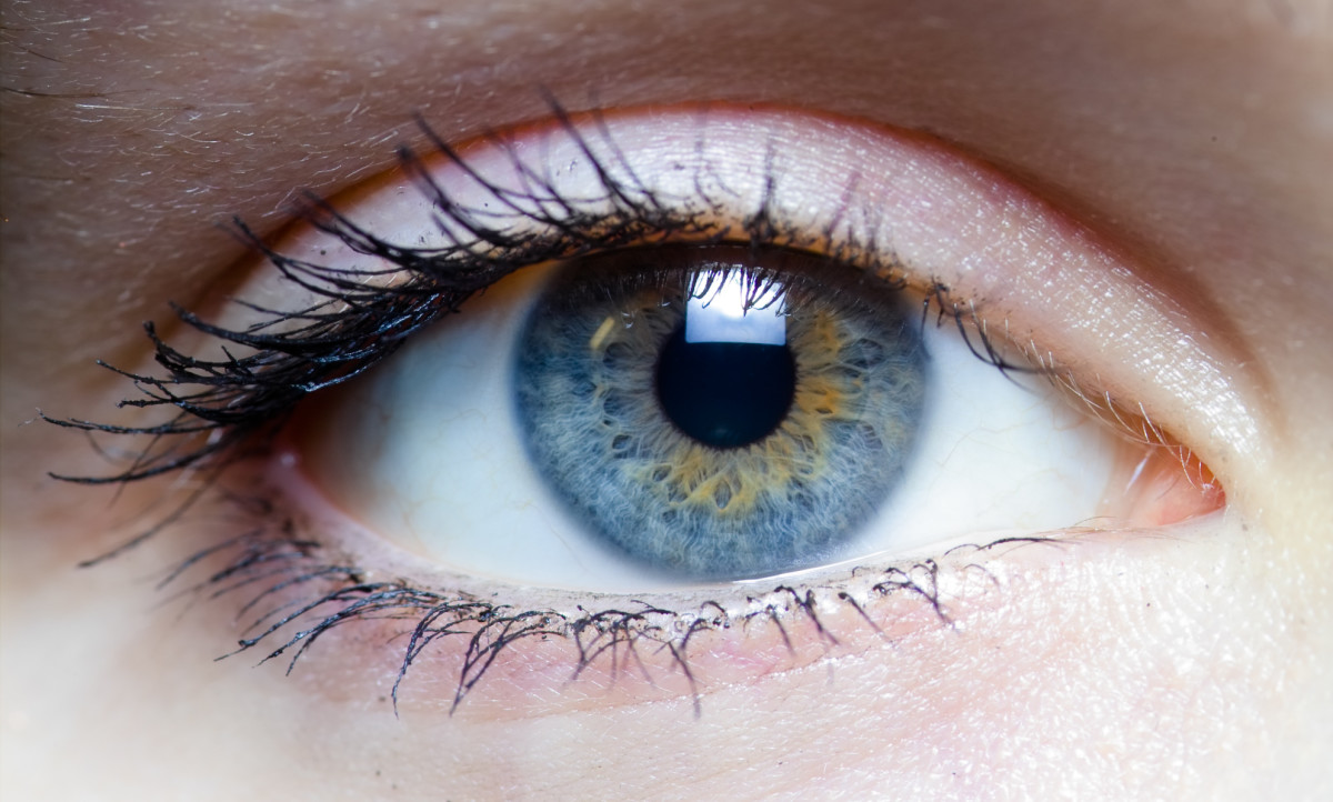 Little or no eyeliner and mascara on the eyes can be pretty, too.  But now you have choices.