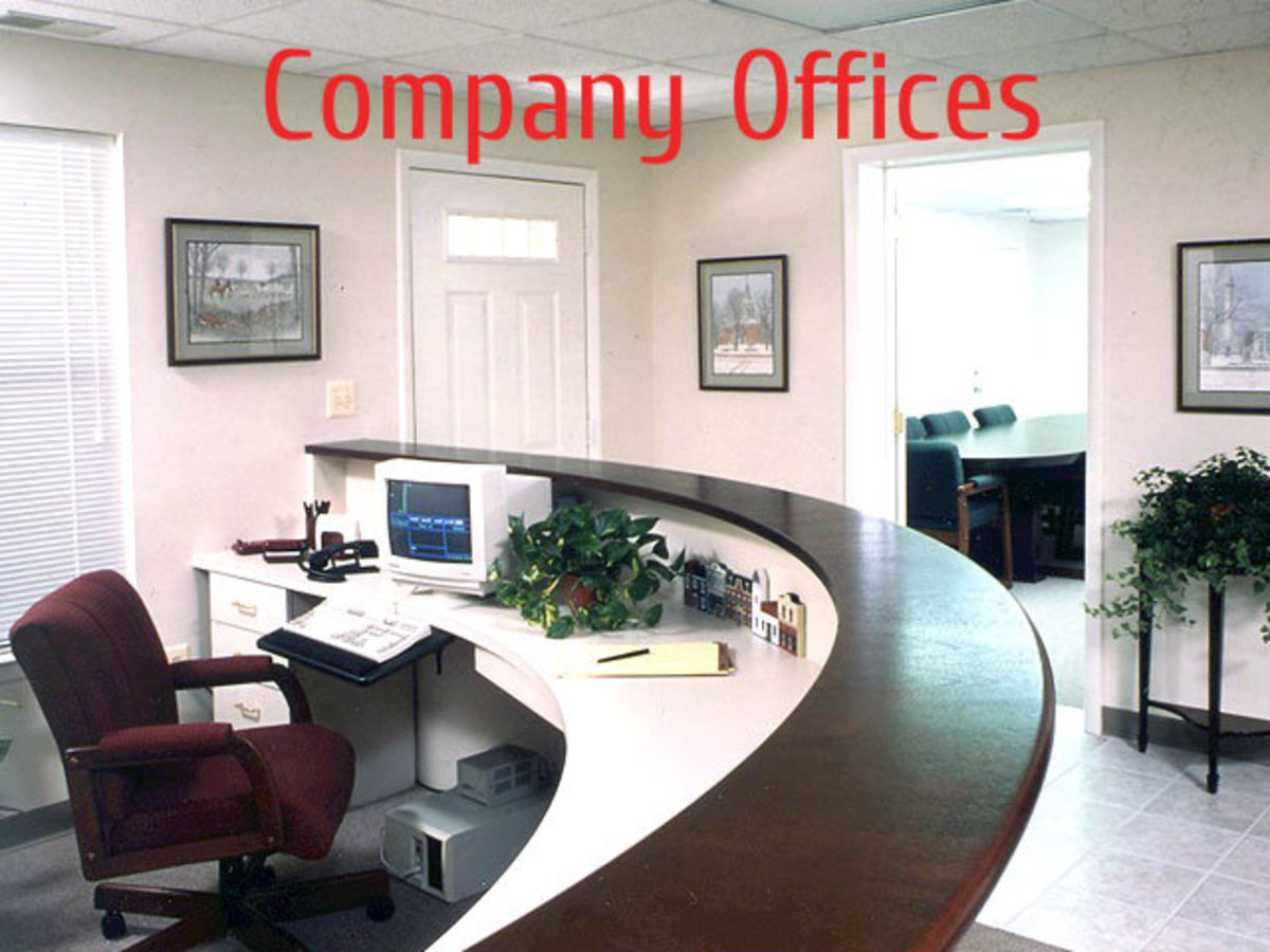 Professional Offices