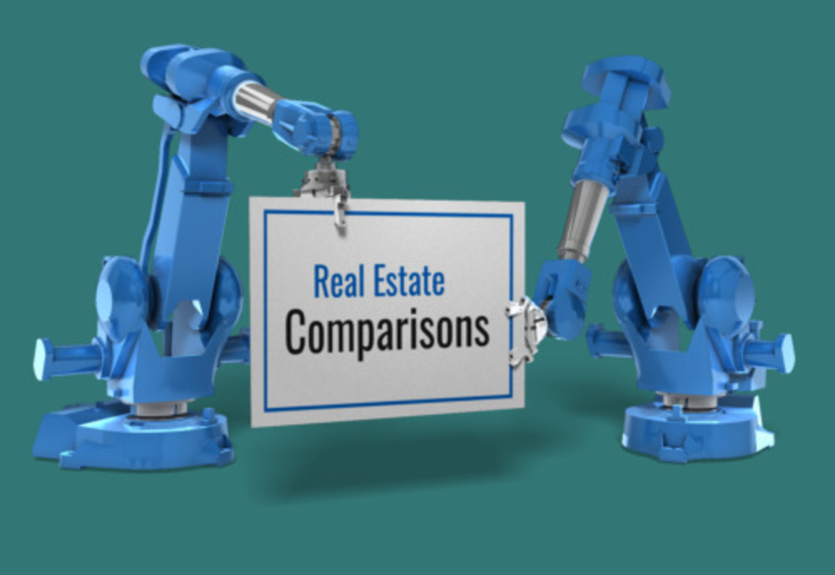 Residential and Commercial Real Estate Comparisons