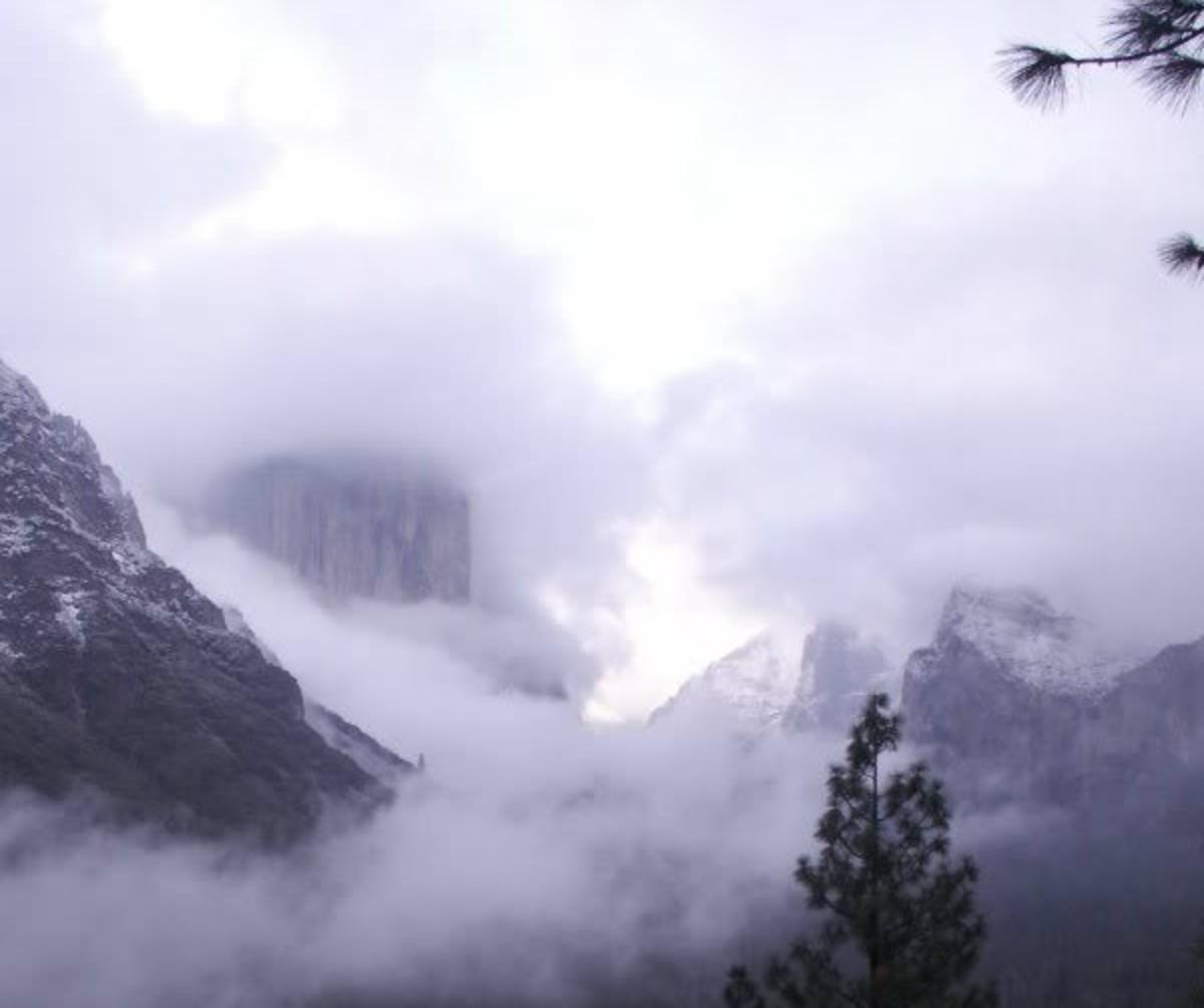 Do you breathe mountain fresh air?