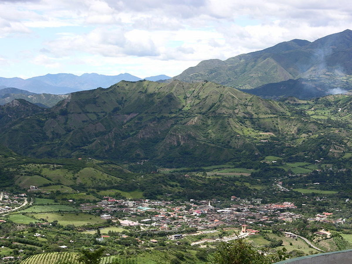 It's Vilcabamba's mountain air that keeps people young. No it's not; it's lying about their birth dates.