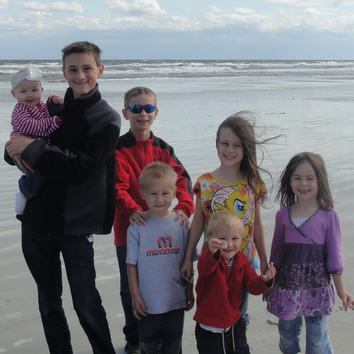 My seven blessings