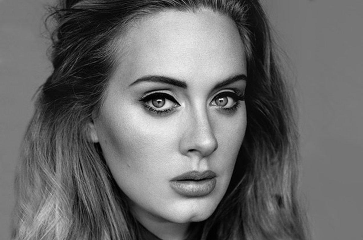 British Singer, Adele