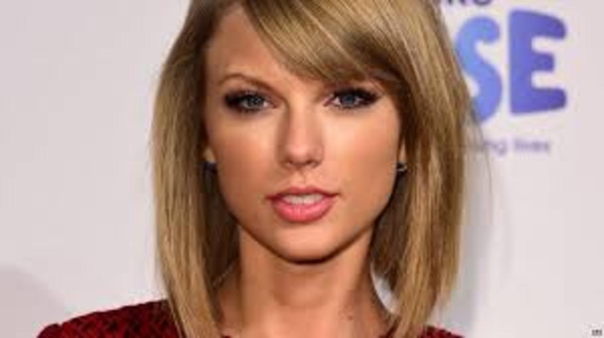 US Singer Songwriter, Taylor Swift