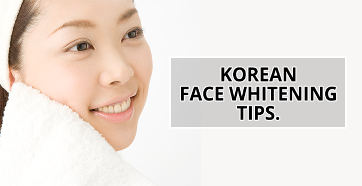 Korean cosmetics are thought to be among the best in Asia