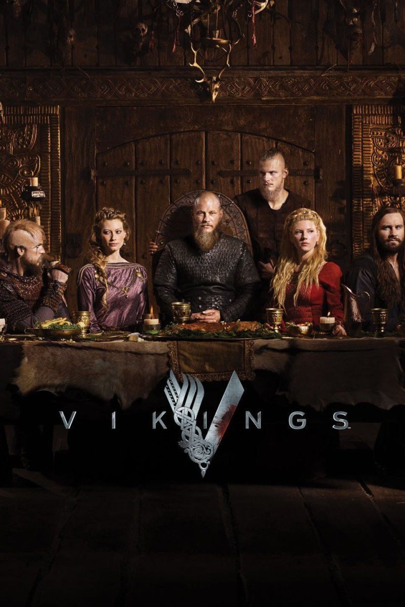 Top 12 Gritting Historical TV Shows Similar to 'Vikings'