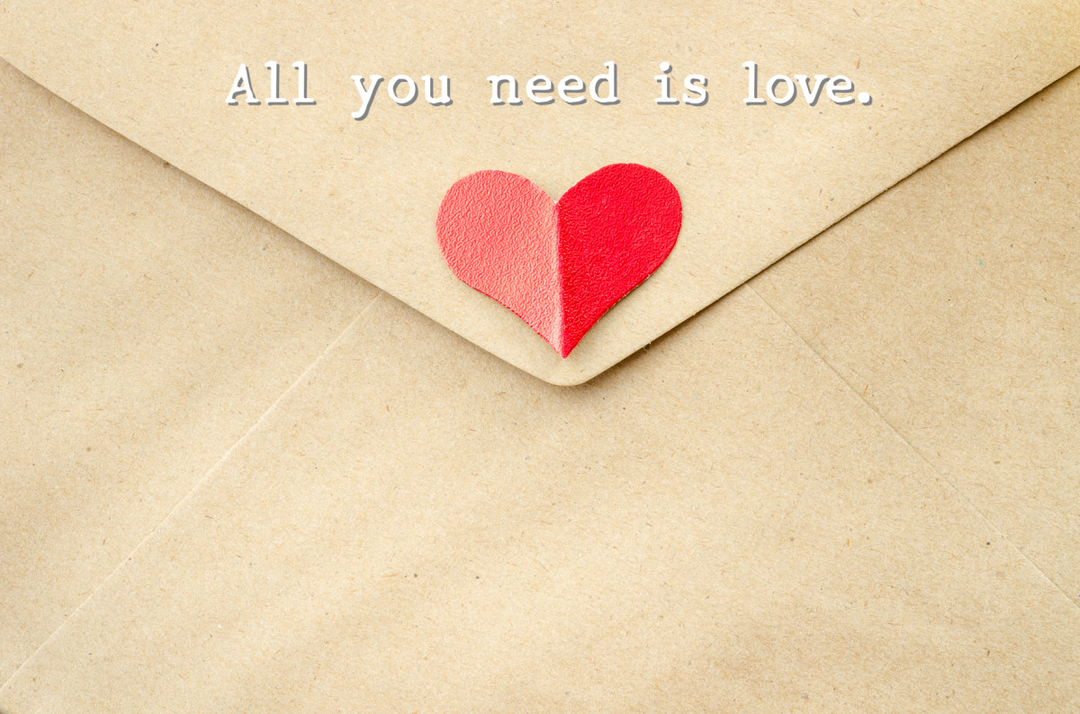 Why I Asked Strangers to Send My Husband Love Letters