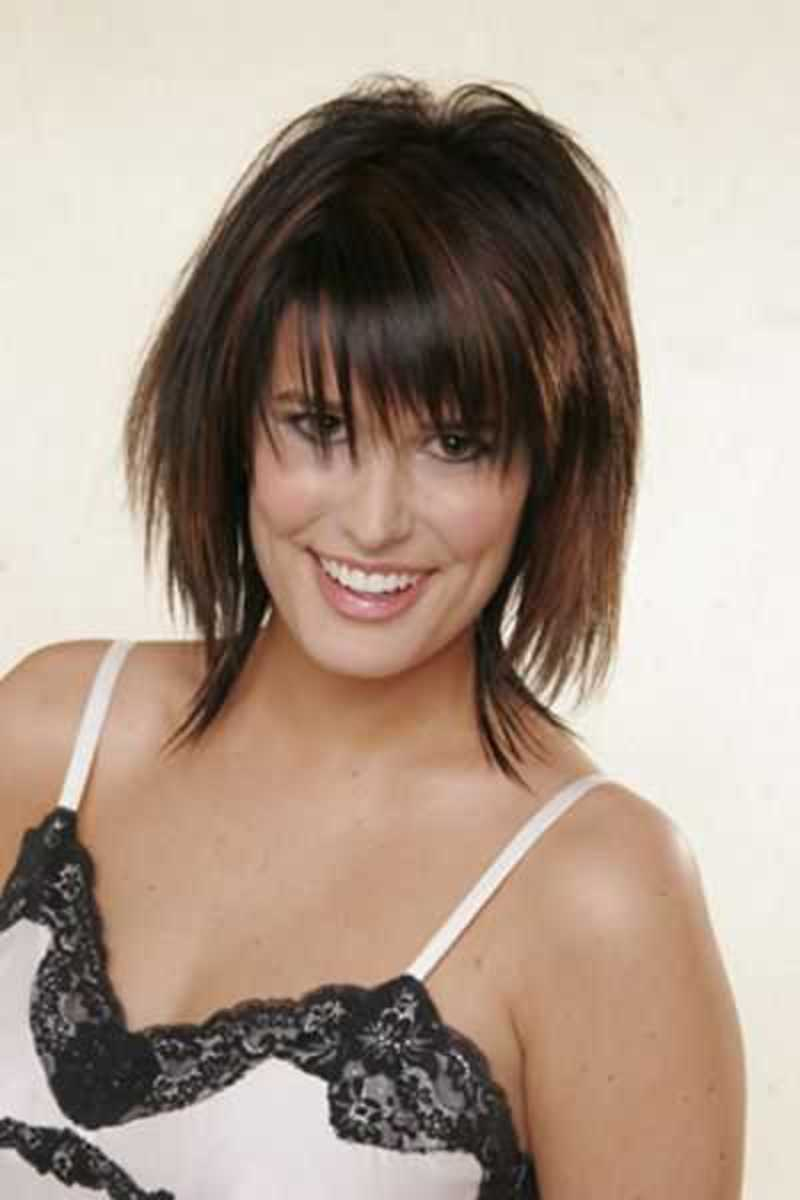razor cut short hairstyles : Short Razor Cut Hairstyles Pictures Gallery