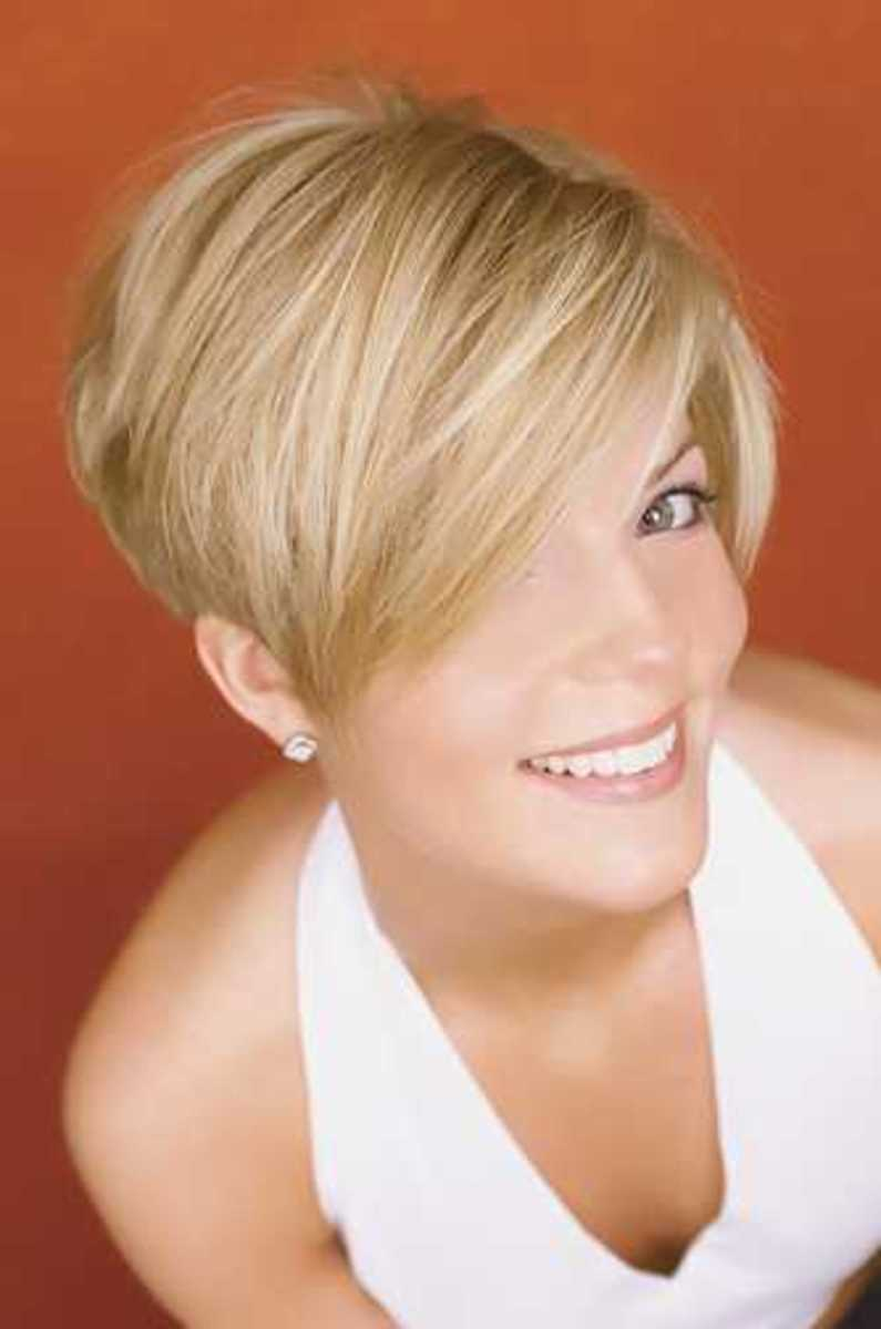 short cut hair style picture gallery of razor cut hairstyles bellatory 9056 | 286099