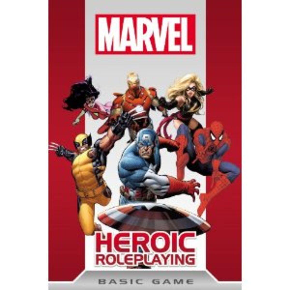 Avengers..er...Players assemble!