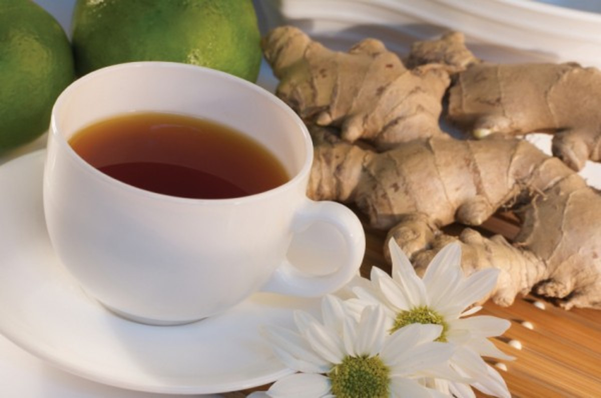 Foods to eat with gastroparesis - Ginger tea