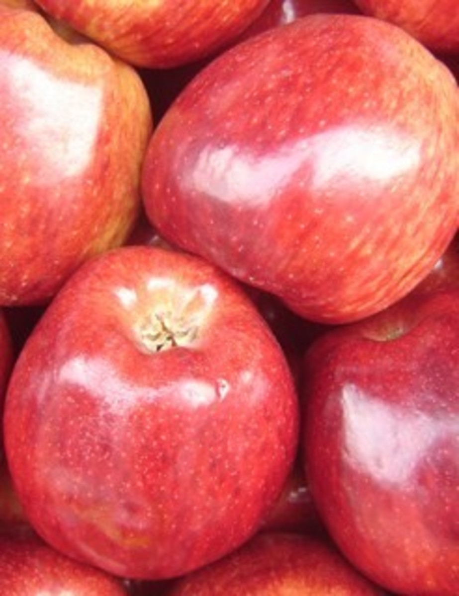 Health Benefits of Apples: Prevention of Diabetes and Eases Digestion