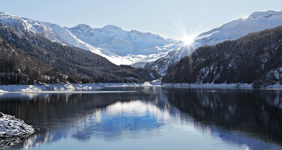 Swiss Alps - July Pass