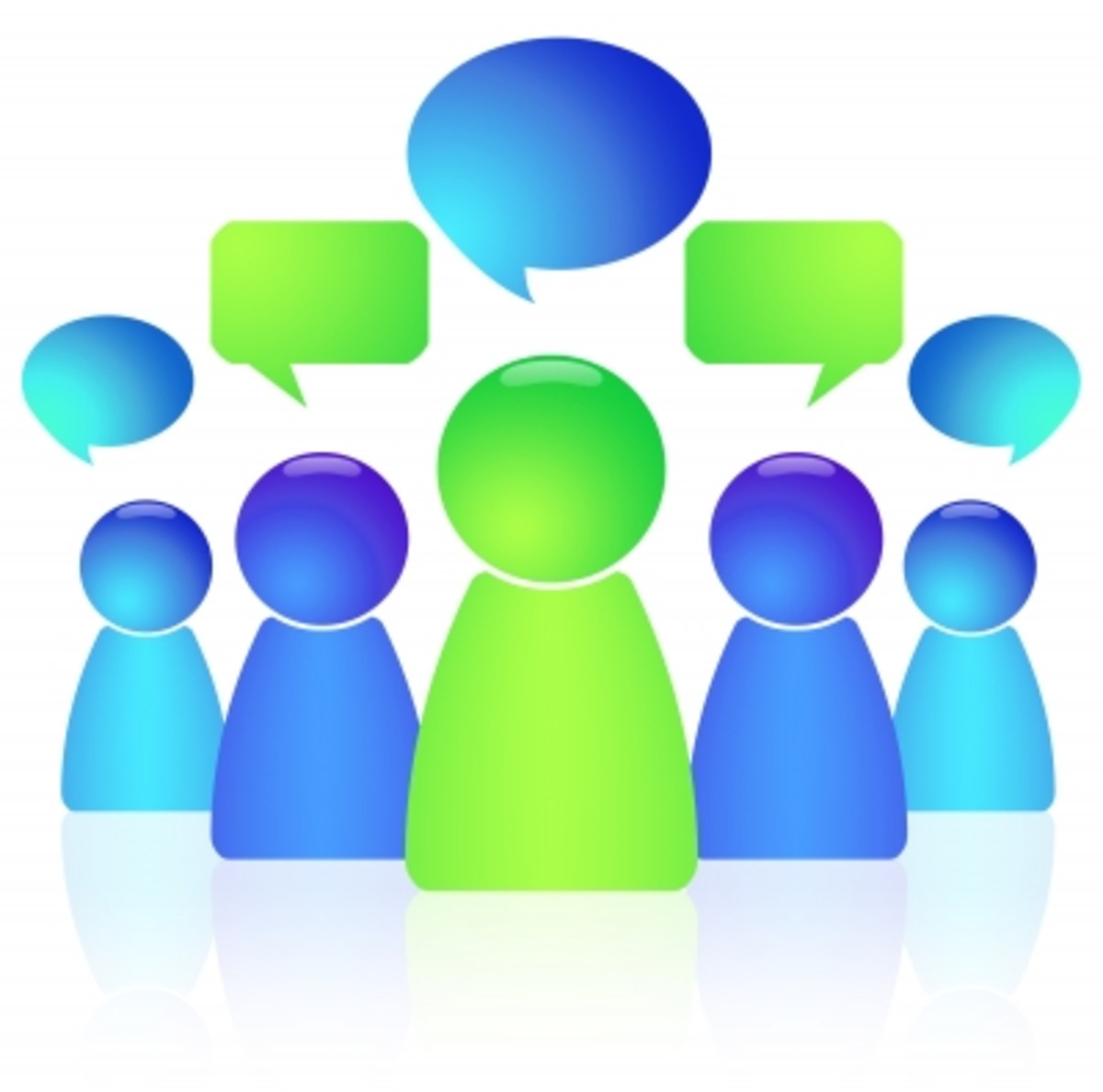 Online communities allow us to find others with a common problem.  They do not know us in real life but can still offer support and provide feedback.  This type of anonymous support is more likely to be available at all hours of the day.