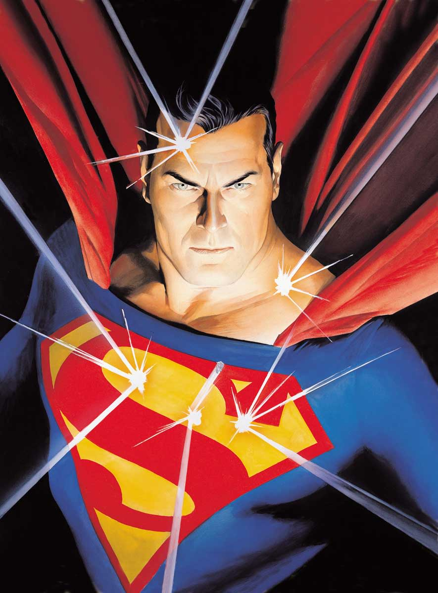 Art of Alex Ross