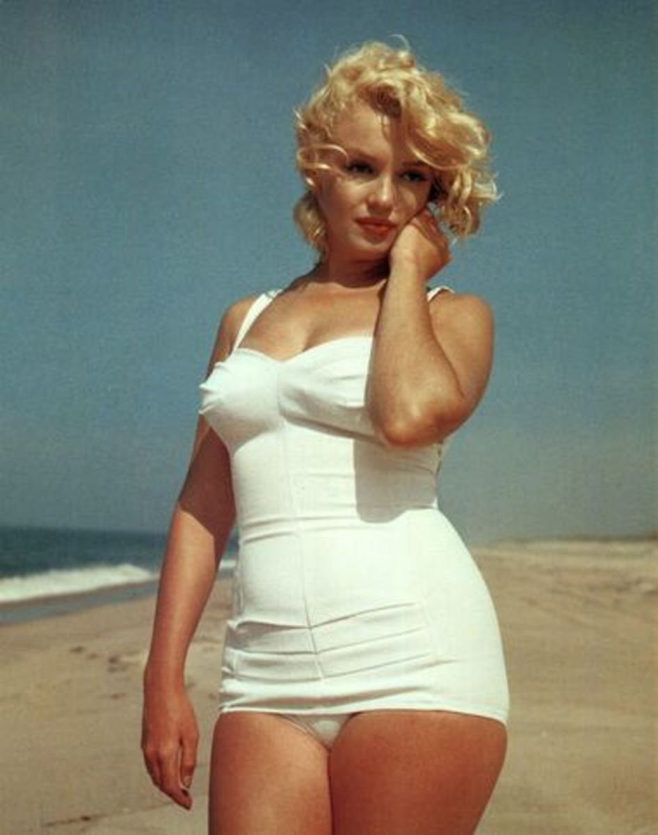 Plus size 16, Marilyn Monroe the Diva