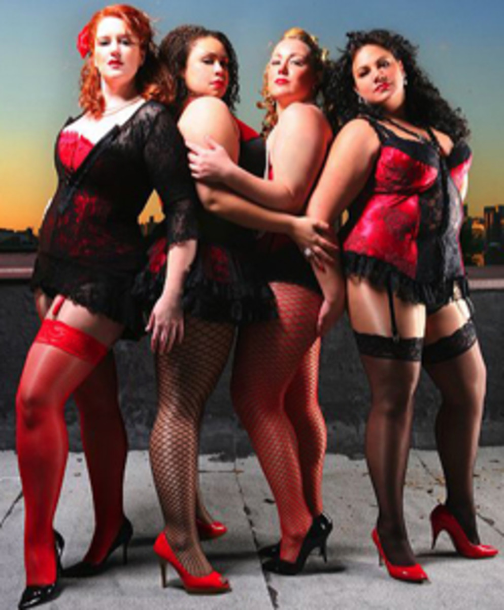 The Red Hot Glamazons