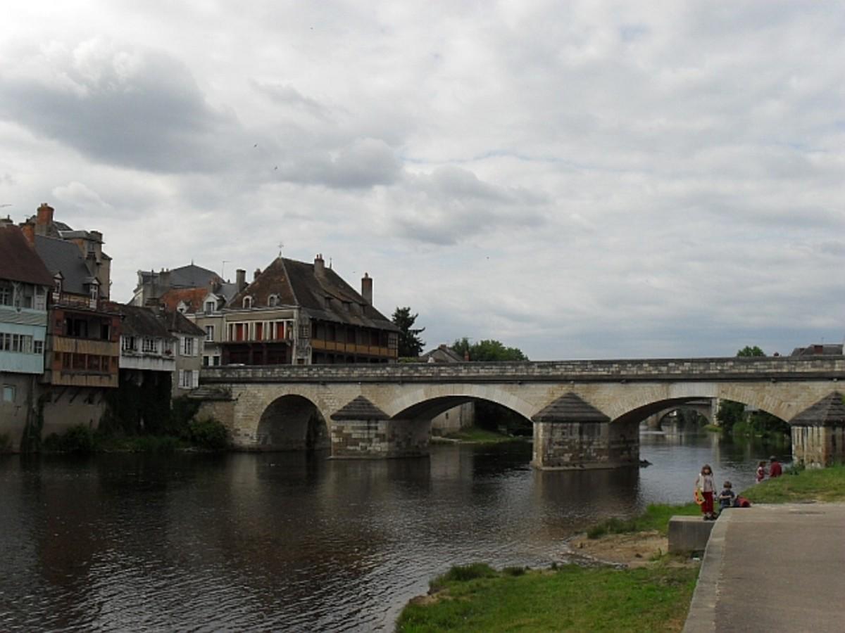 The Old Bridge, Argenton Sur Creuse