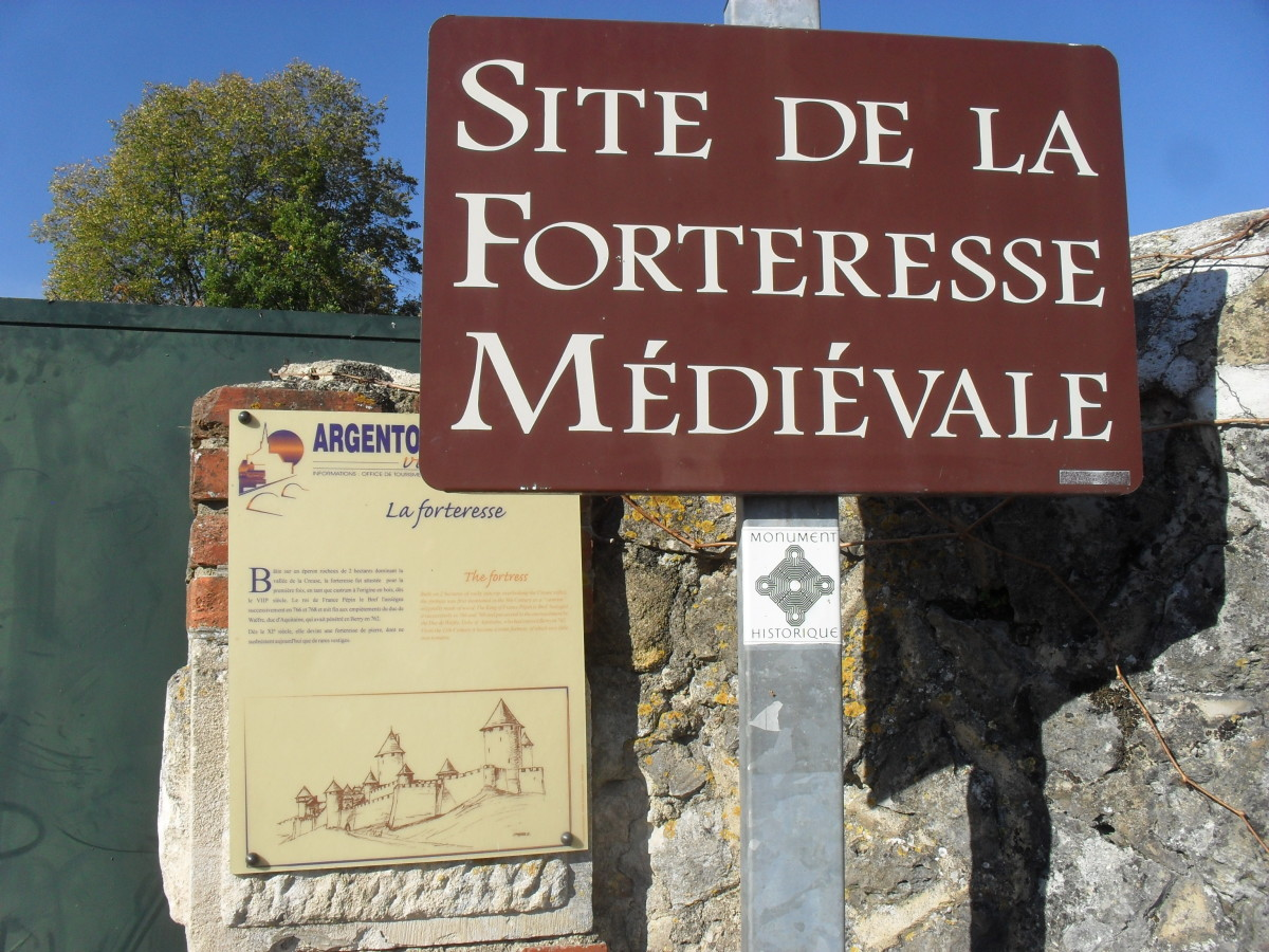 The Official Site of the Medieval Fortress in Argenton Sur Creuse