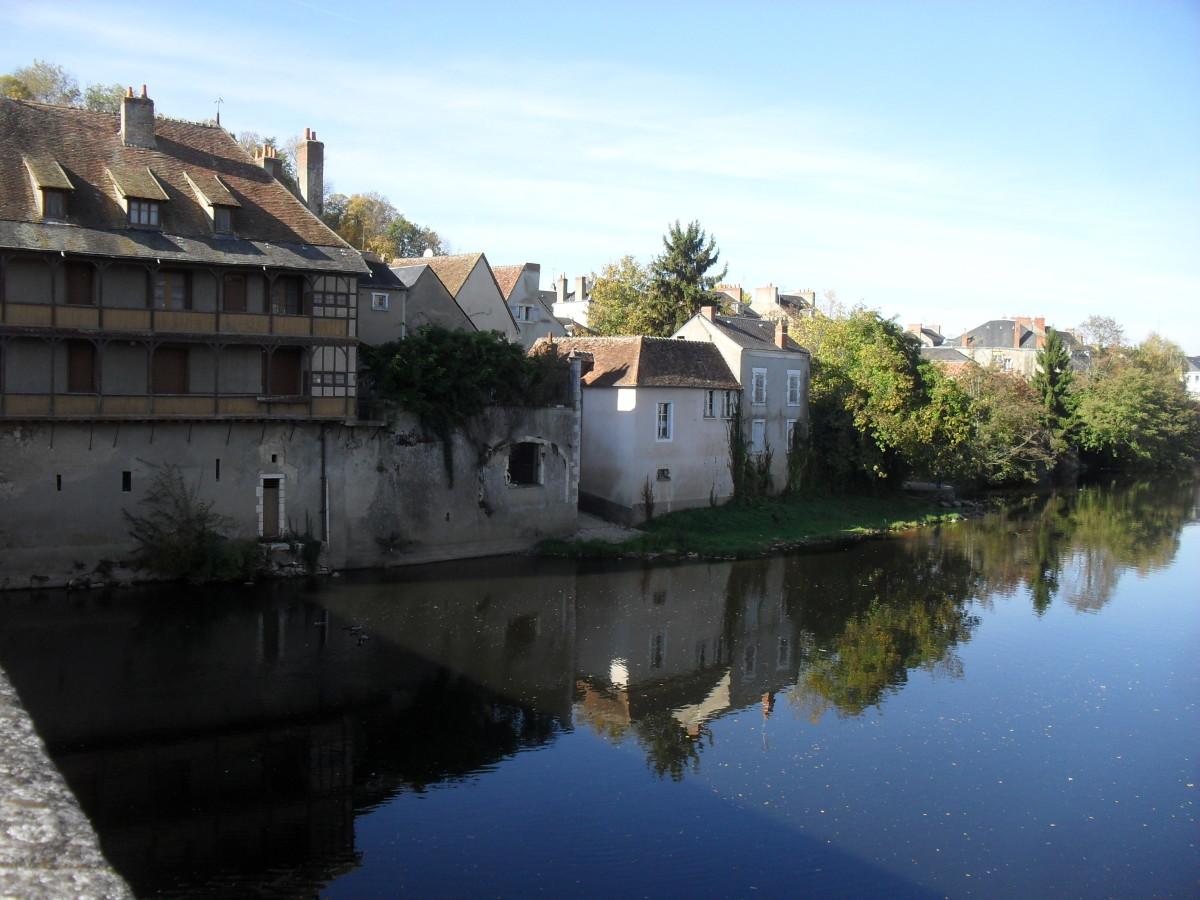 River Creuse, November 2011