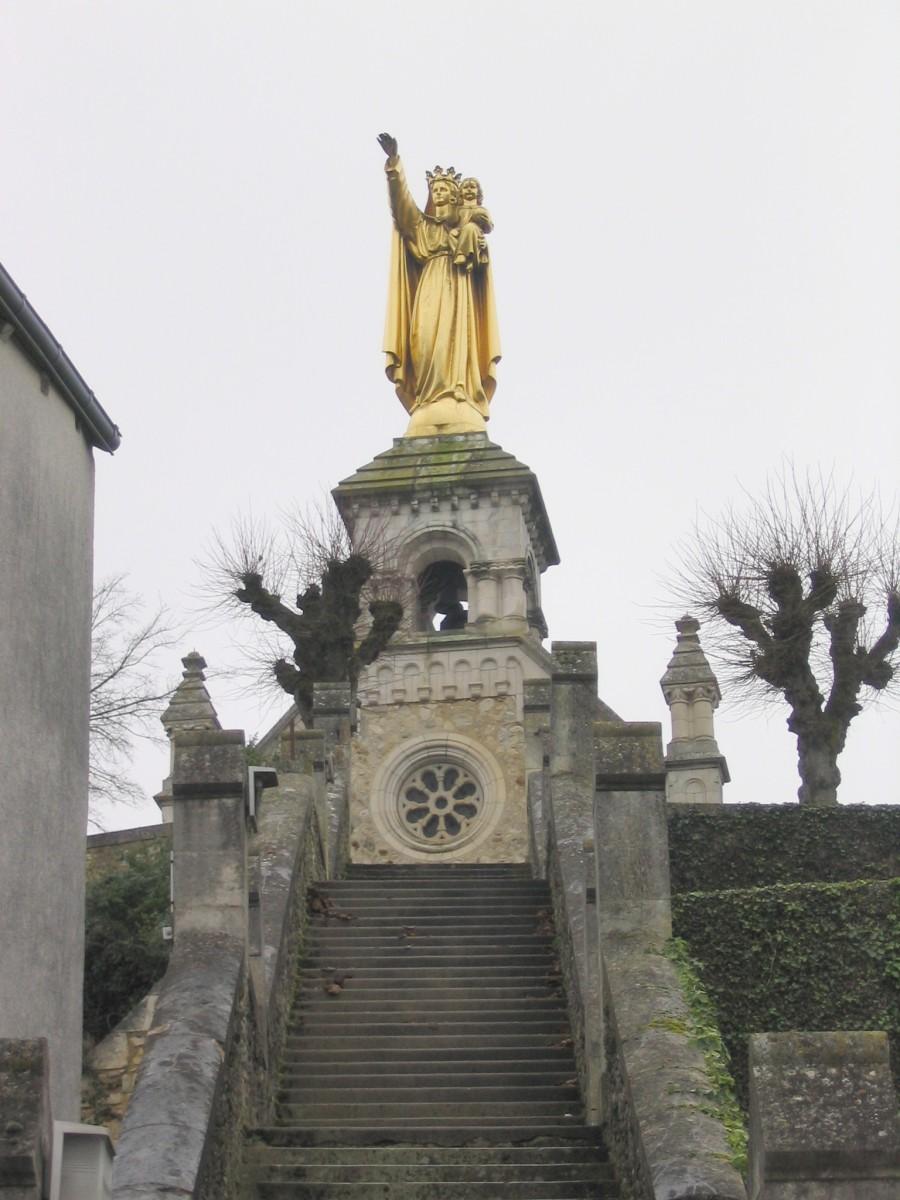 Chapelle de la Bonne-Dame, Argenton-sur-Creuse (Indre)