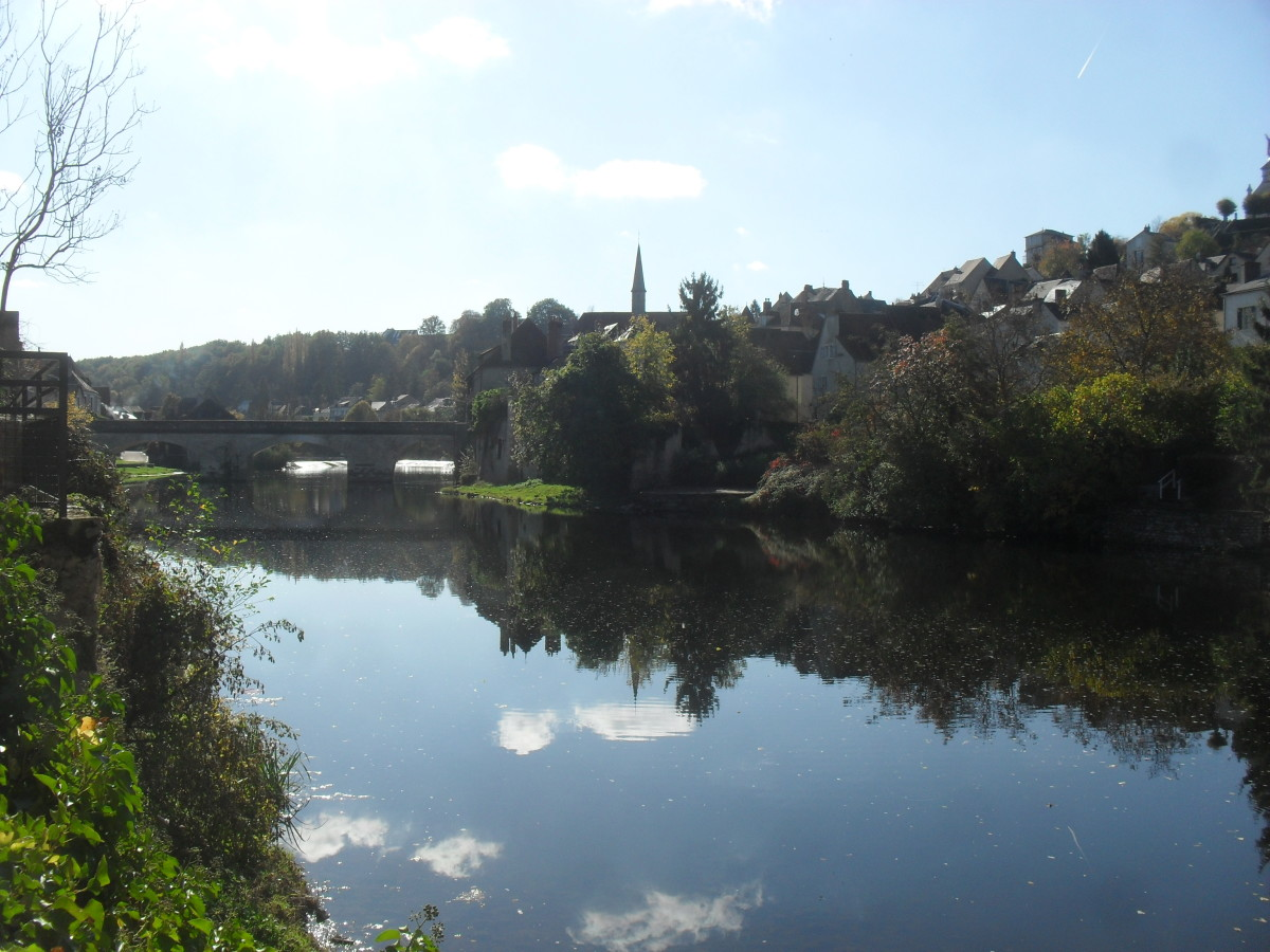 River Creuse November 2011