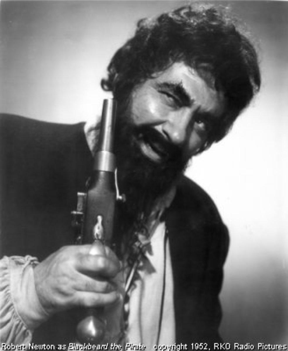 Blackbeard the Pirate 1952