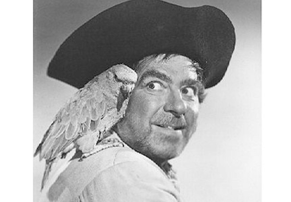 Top Ten Famous Pirates in the Movies - Treasure Island 1950