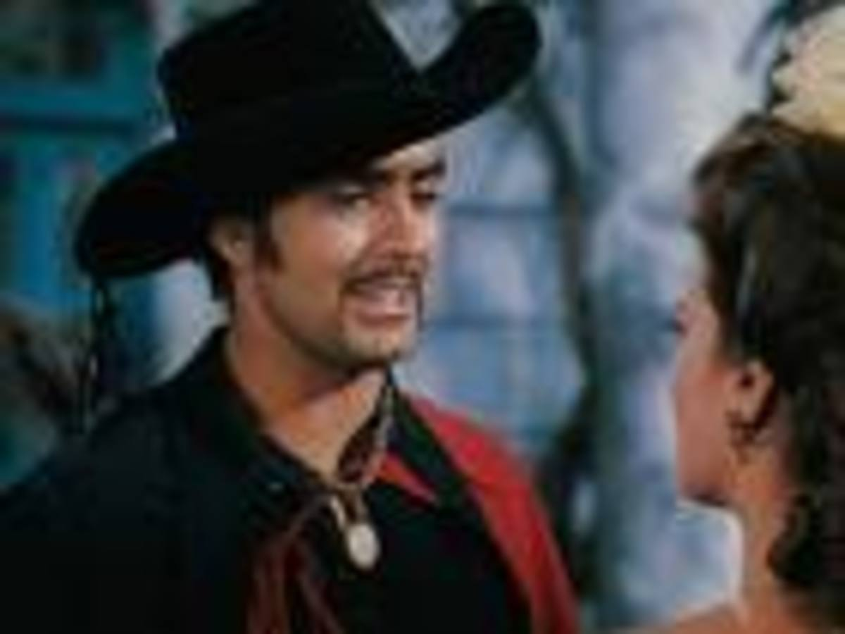 Top Ten Famous Pirates in the Movies - The Black Swan 1942