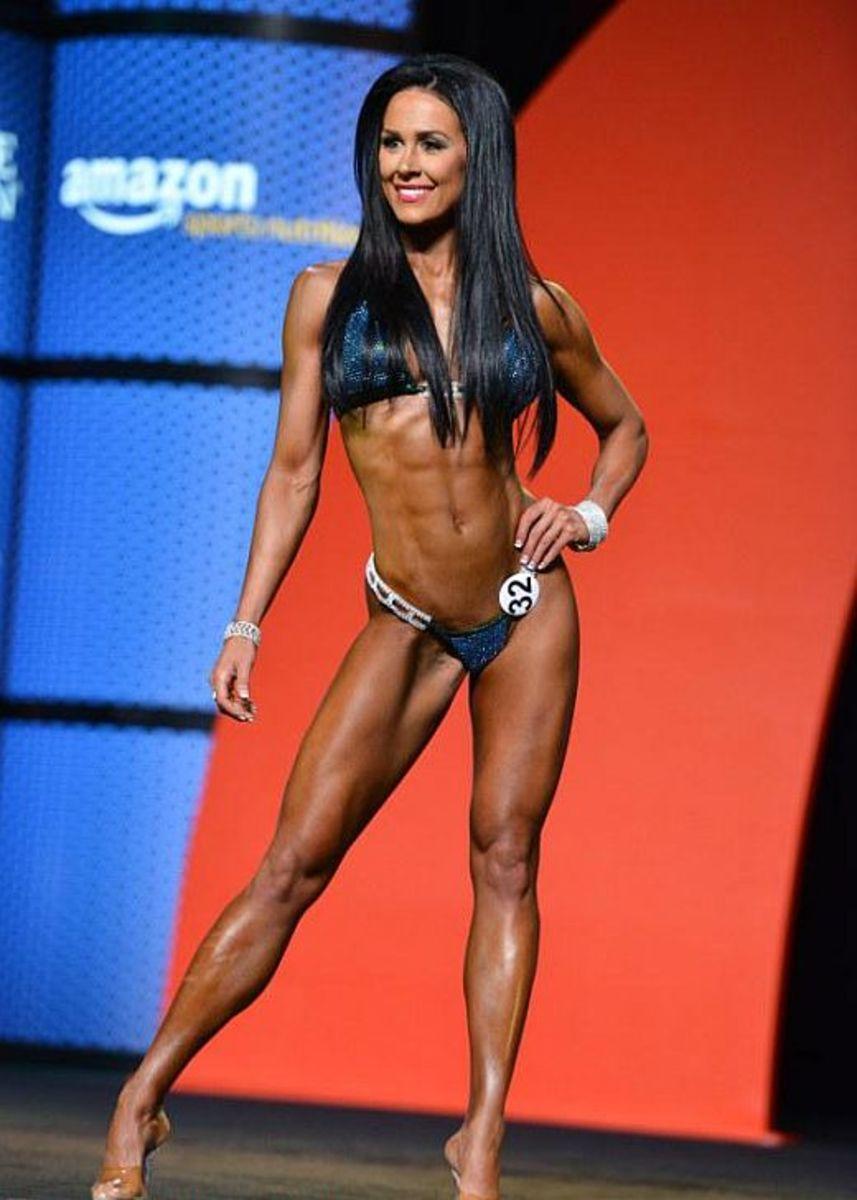 Ashley Kaltwasser IFBB Bikini