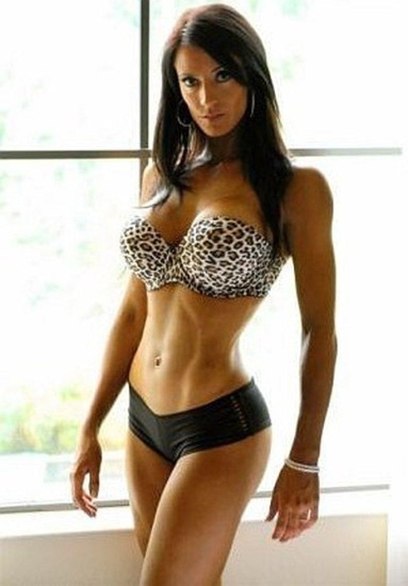 Missy Coles IFBB Bikini