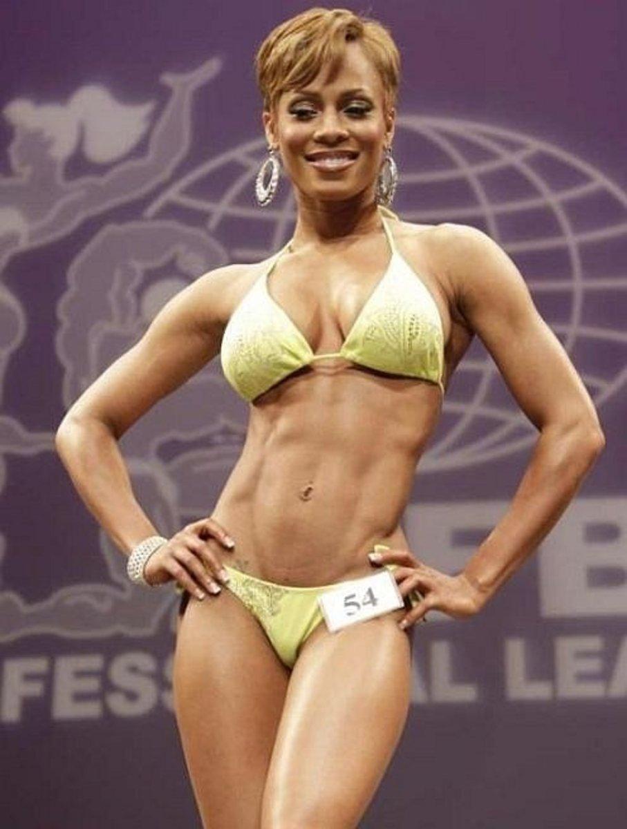 Kristal Marshall - IFBB Bikini