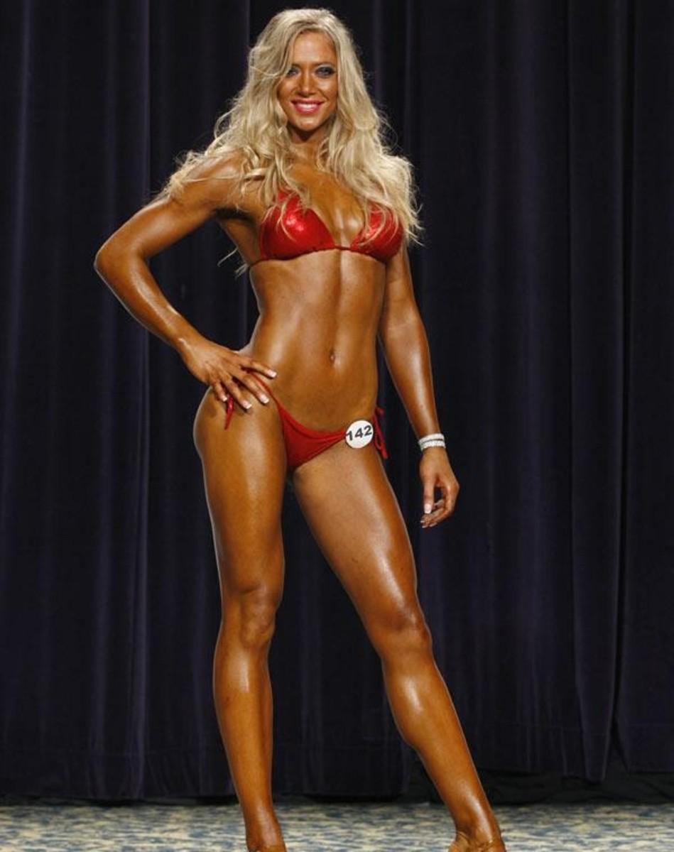 Jessica Lawrence IFBB Bikini
