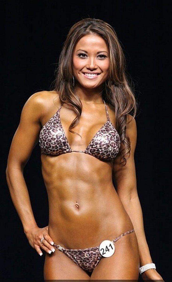 Tianna Ta - IFBB Bikini