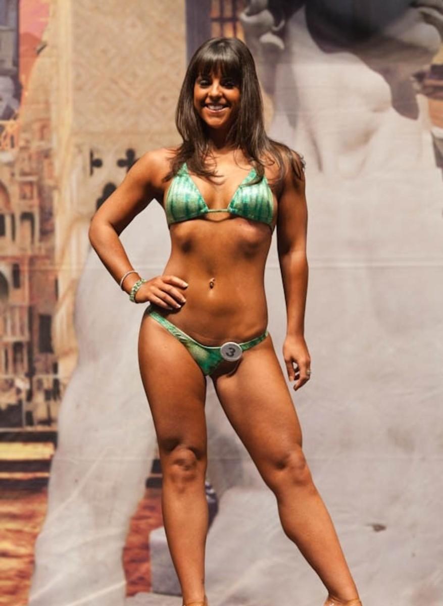 Julie Costa IFBB Bikini
