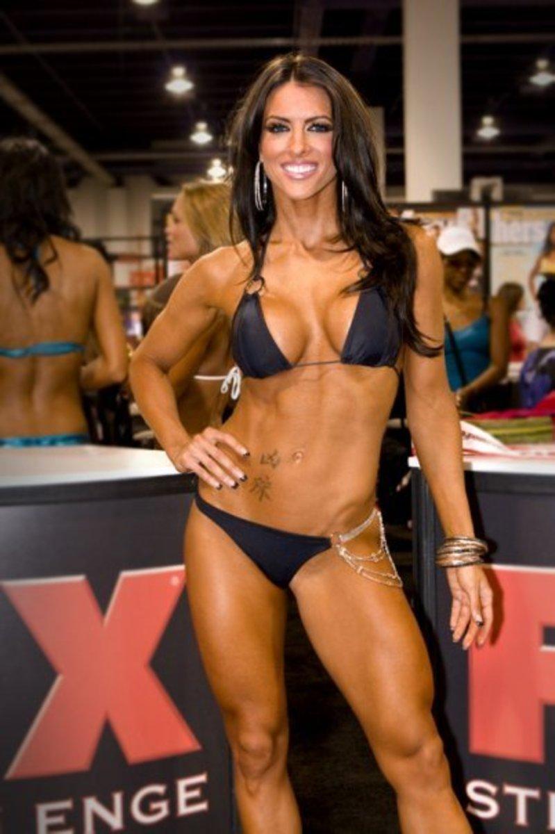 Amanda Latona IFBB Bikini