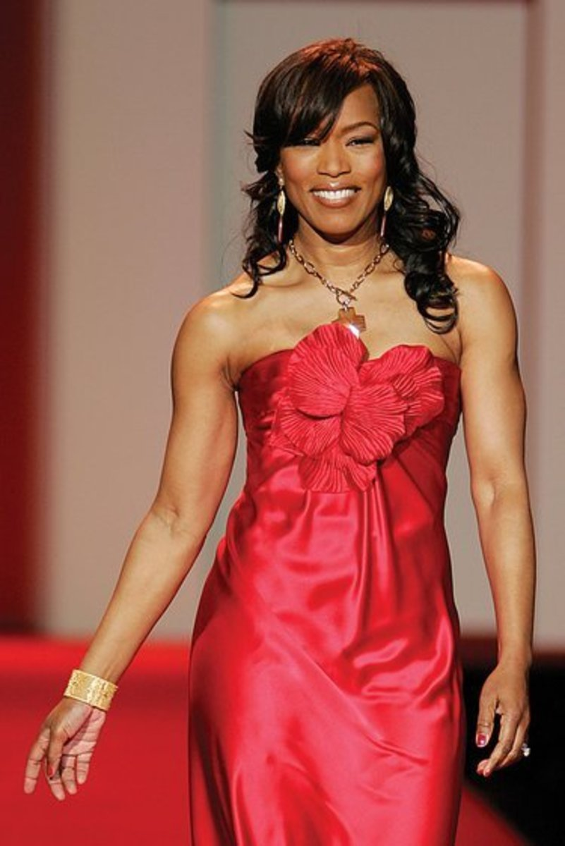 Angela Bassett at 53.