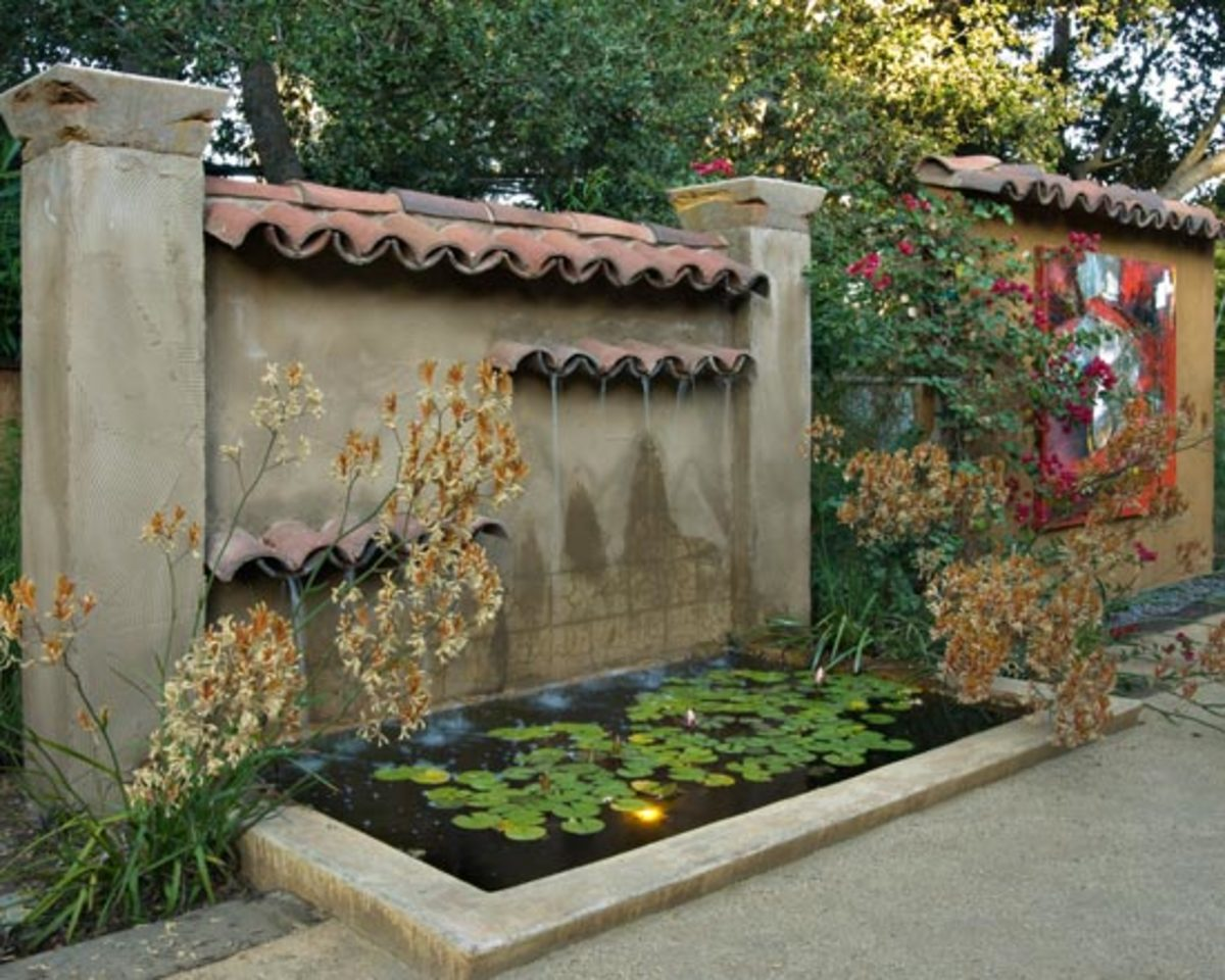 Mediterranean Fountain