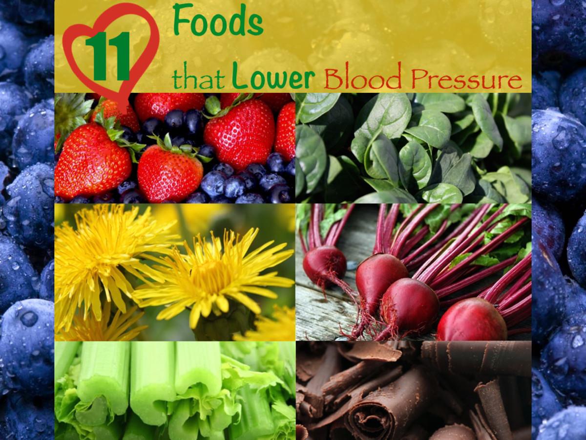 Natural Vasodilators: Foods that lower blood pressure