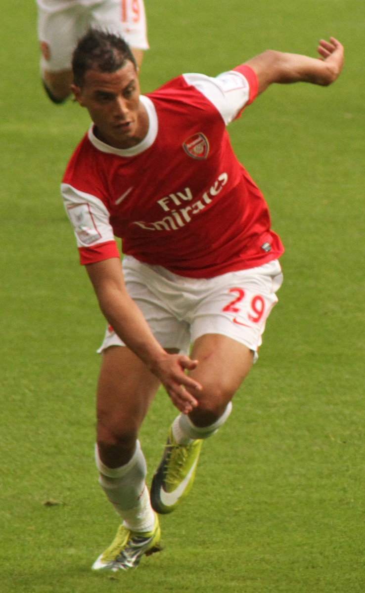 Marouane Chamakh is a Moroccan footballer who plays for the English club Crystal Palace and for the Moroccan national team.