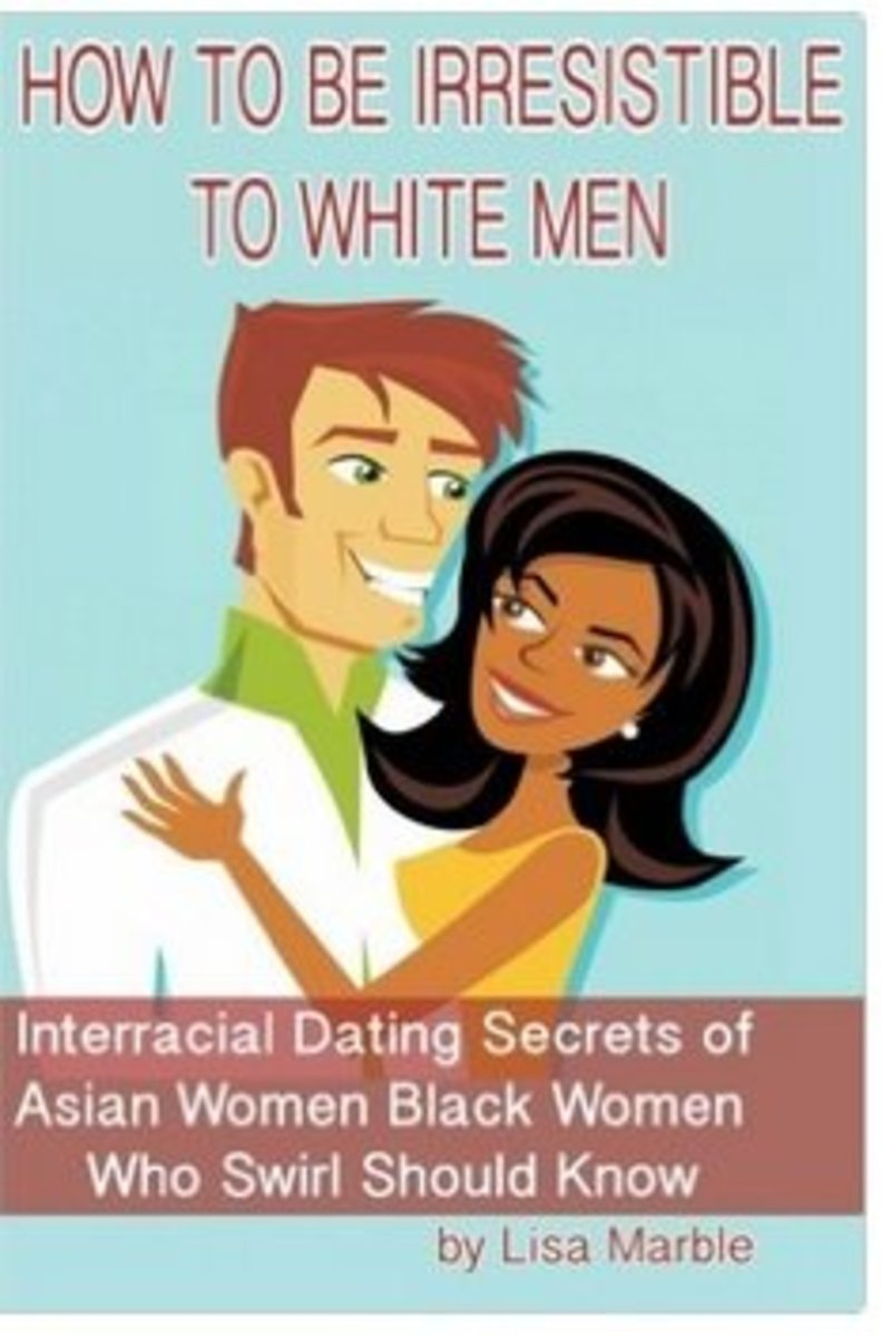 Dating a white woman