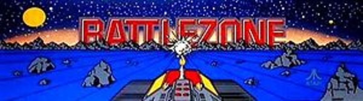 Battlezone Arcade Game